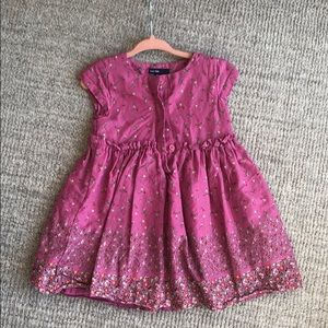 Toddler size 2 dress, Baby Gap